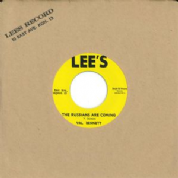 Val Bennett - The Russians Are Coming / Glen Adams - Lonely Girl (Lee's / Dub Store) 7""
